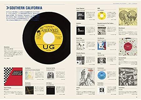 70sパンク・レコード図鑑 UNDERGROUND PUNK ROCK VINYL ARCHIVES 1976-1985