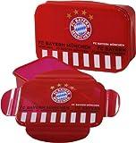 FC Bayern München Brotzeitdosen 2erSet Lunchboxenset