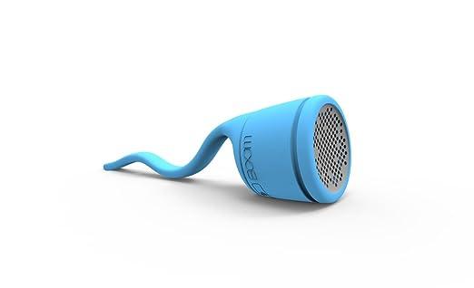 BOOM Swimmer Waterproof Wireless Bluetooth Speaker Blue
