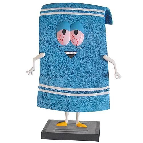 Picture of Marvel South Park Deluxe Towelie Talking Action Figure (B000MT678S) (Marvel Action Figures)