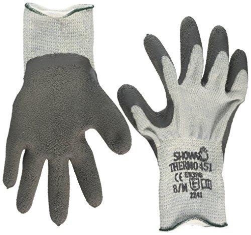 Showa SHO.451,8 termica Grip-Guanti da lavoro Showa Thermo, taglia 8