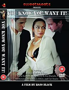 You Know You Want It [DVD]