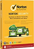 Software - Norton Security - 5 Ger�te (PC, Mac, Android, iOS) (Product Key Card)