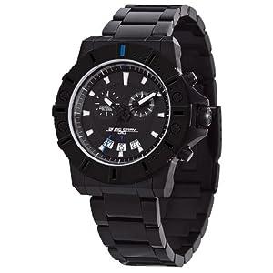 Jorg Gray JG9500-13 - Men's Swiss Chronograph Watch, Date Display, Sapphire Crystal, Stainless Steel Bracelet