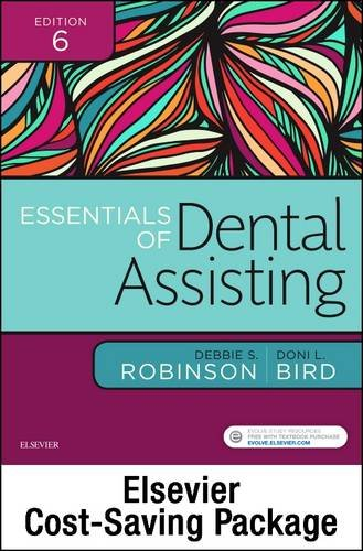 Essentials of Dental Assisting - Text and Workbook Package [Bird CDA  RDA  RDH  MA, Doni L. - Robinson CDA  MS, Debbie S.] (Tapa Blanda)