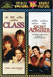 Totally Awesome 80s Double Feature (Class / Secret Admirer)
