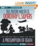 Presumption of Death (Audio Editions Mystery Masters)