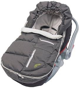 JJ COLE JBMAHS Arctic Bundle Me Infant (Charcoal/Silver)
