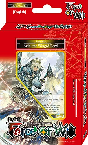 arla-the-winged-lord-light-force-of-will-fow-alice-cluster-twilight-wanderer-starter-deck-51-cards