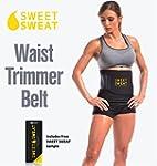 Sweet Sweat Premium Waist Trimmer for...