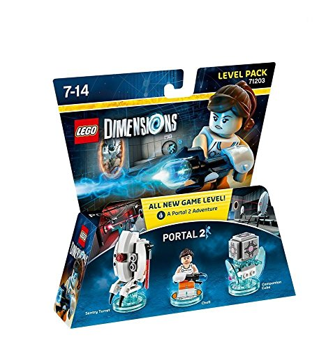 LEGO Dimensions Level Pack Portal 2