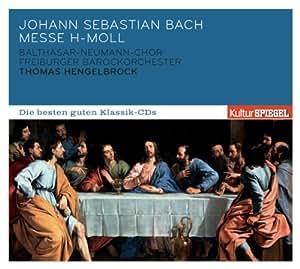 KulturSPIEGEL - Die besten guten Klassik-CDs: Johann Sebastian Bach - Messe h-Moll