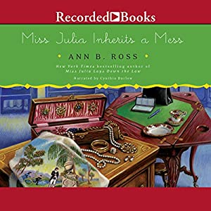 Miss Julia Inherits a Mess Audiobook
