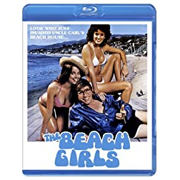 The Beach Girls [Blu-ray]