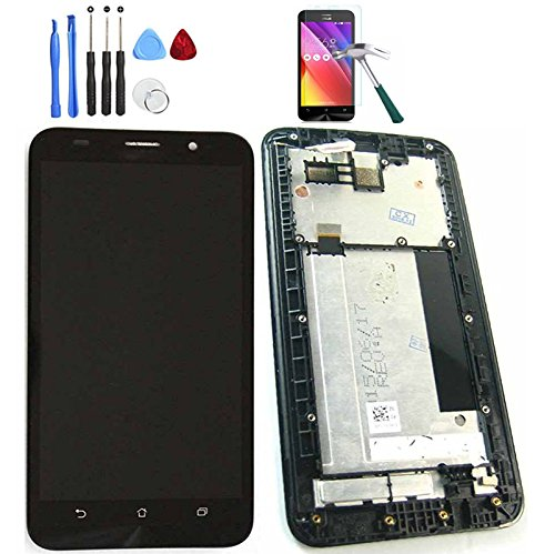numkun-generic-complete-for-asus-zenfone-2-ze551ml-lcd-display-screen-w-touch-digitizer-frame-with-t
