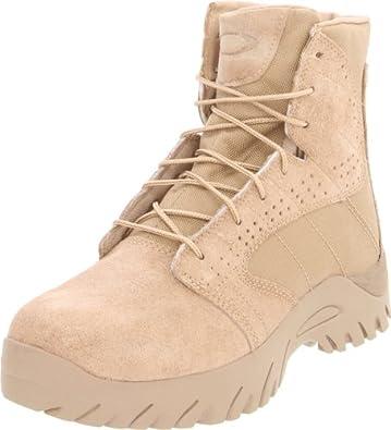 """Oakley Men's LF SI Assault 6"""" Work Boot,Desert,6 M US"""