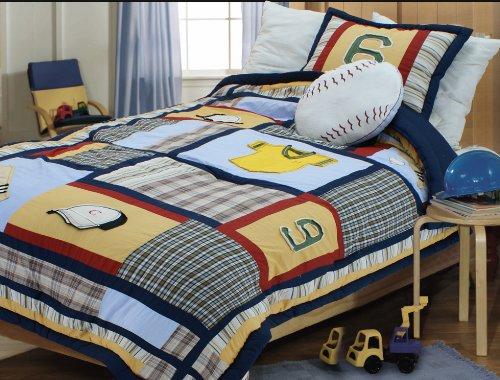 Baseball Bedding For Boys