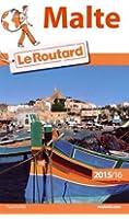 Guide du Routard Malte 2015/2016