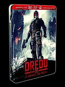 Dredd (Blu-ray 3D) [Combo Collector Blu-ray 3D + Blu-ray + DVD]