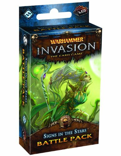 Warhammer Invasion LCG: Sign In The Stars Battle Pack - 1