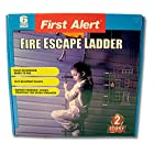 First Alert First Alert 14 ft. Fire Escape Ladder, Aluminum