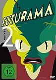 Futurama Season 2 [4 DVDs]