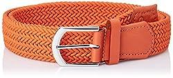 United Colors of Benetton Men's Cotton Belt (8903975219045_16A6BLTC6010IA63M)