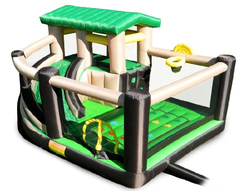 Island Hopper Fort All Sport Recreational Bounce House
