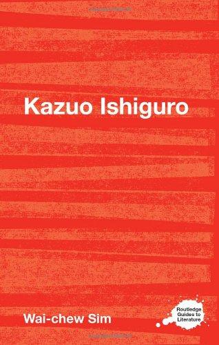 Kazuo Ishiguro (Routledge Guides to Literature)
