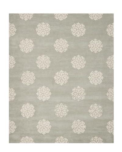 Safavieh Soho Rug, Grey/Ivory, 11' x 15'