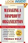 Managing a Nonprofit Organization: Up...
