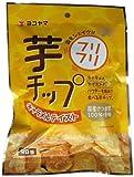 横山食品 フリフリ芋チップ(キャラメルテイスト) 90g×12袋