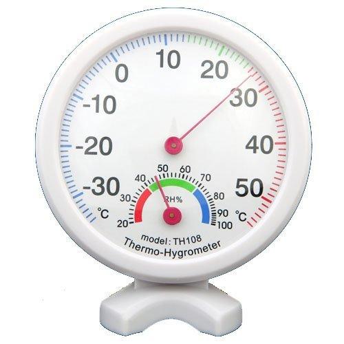 Sonline Thermometer Hygrometer Wetterstation f. Schule Buero NEU fuer Zuhause, Schule, Buero, Gaestehaus, Fabrik