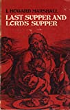 Last Supper and Lord's Supper (0802818544) by Marshall, I. Howard