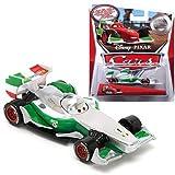 Disney Pixar Cars - 1:55 Scale Diecast Silver Racer Series - Francesco Bernoulli