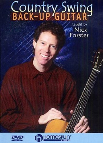 Nick Forster - Country Swing Back-Up Guitar [1992] [DVD] [2006]