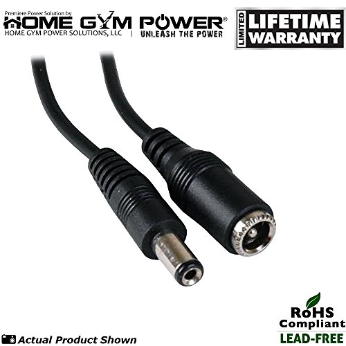 3M  Home Gym Power® Extension Cable For Schwinn AC Adapters