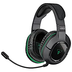 Ear Force Stealth 420X Premium Fully Wireless Gaming Headset for Xbox One and Mobile devices (TBS-2470-01)