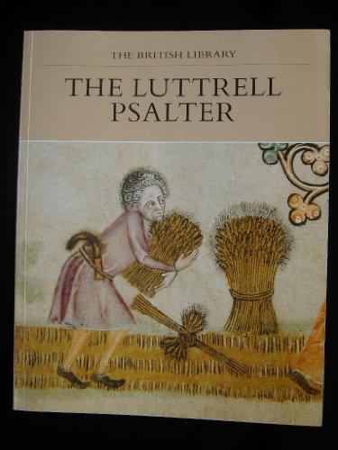 The Luttrell Psalter, Backhouse,Janet