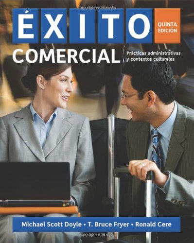 Éxito comercial (Spanish Edition)