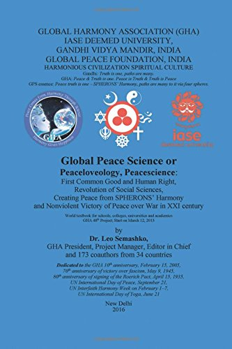Global Peace Science (updated)