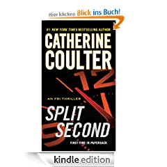 Split Second: FBI Thriller Series, Book 15 (AN FBI THRILLER)