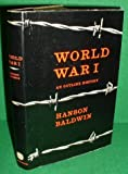 img - for World War I: An Outline History book / textbook / text book