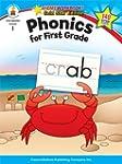 Phonics for First Grade, Grade 1: Gol...