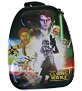 3D 18in Tin Star Wars Clone Wars Tote Box - Clone Wars Box