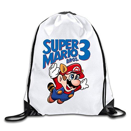 UNDERFASHION Super Mario Bros 3 Sackpack Team Training Gymsack