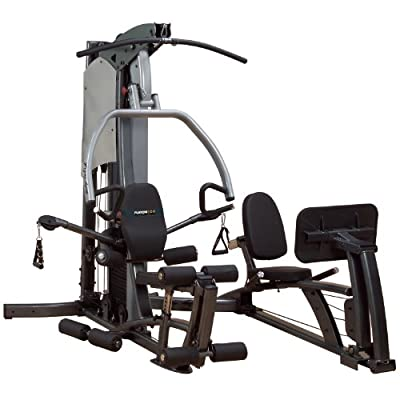 Body Solid Fusion F500-flp Home Gym With Leg Press310 Lb Stack from Body-Solid