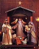 Williraye O'Holy Night Nativity Set -5 Piece Set