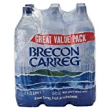 Brecon Carreg Natural Still Mineral Water 6 x 1.5L