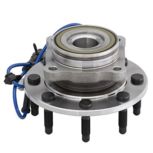Moog 515058 Wheel Bearing and Hub Assembly (Chevy 2500 Steering Wheel compare prices)
